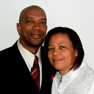 Pastor Andre & Phillippa Brown