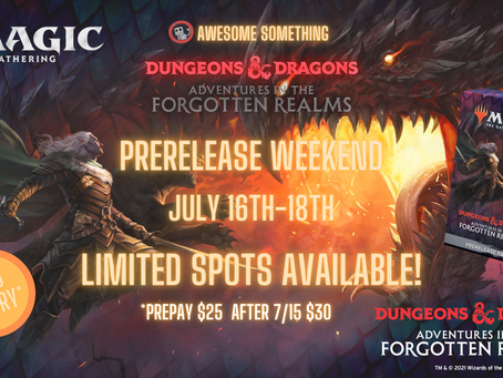 Magic: The Gathering AND D&D Together???