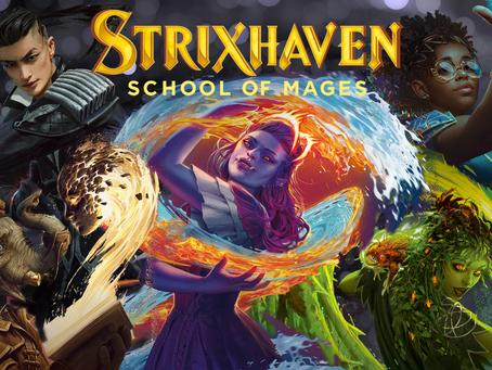 Strixhaven Information