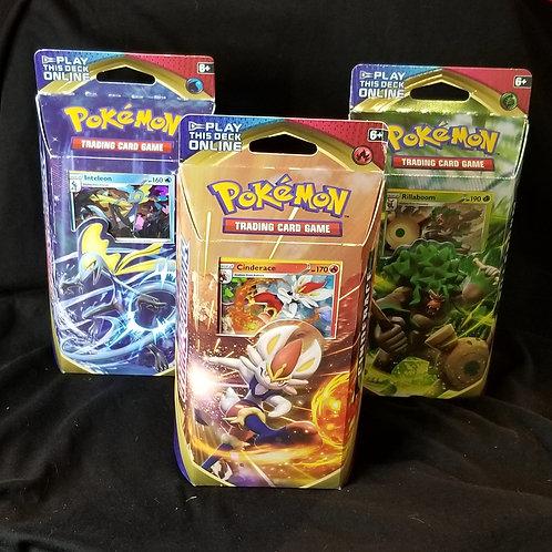 Pokemon Theme Decks
