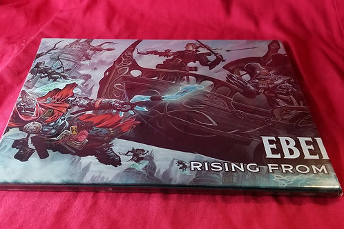 Eberron: Rising From the Last War DM Screen