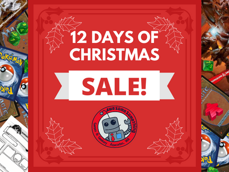 12 Days of Christmas SALE!!