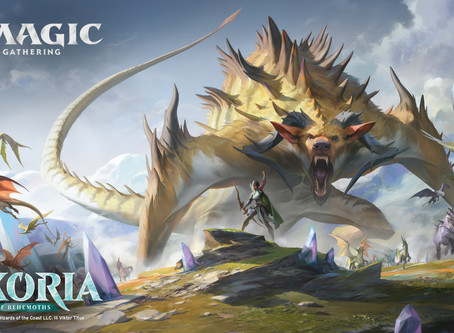 """Ikoria Pre-orders and new """"AT HOME"""" Prerelease Policy"""