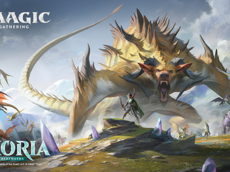 "Ikoria Pre-orders and new ""AT HOME"" Prerelease Policy"