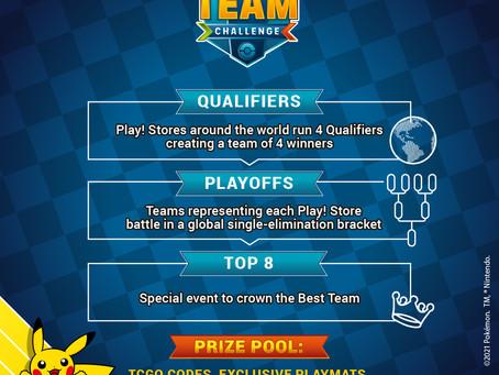 Pokemon Team Challenge Tournaments!