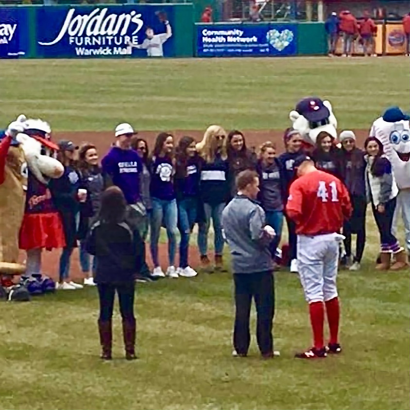 Pawsox Game to Support GiStrong