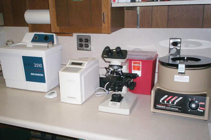 Diagnostic Machines