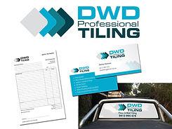 Branding logo design DWD tiling.jpg