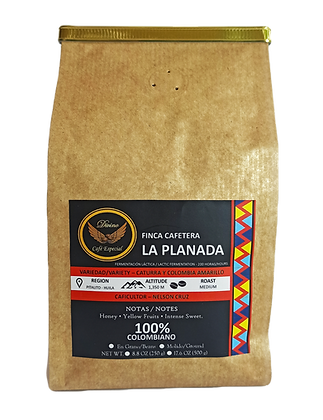 Limited Edition - Caturra and Colombia Variety