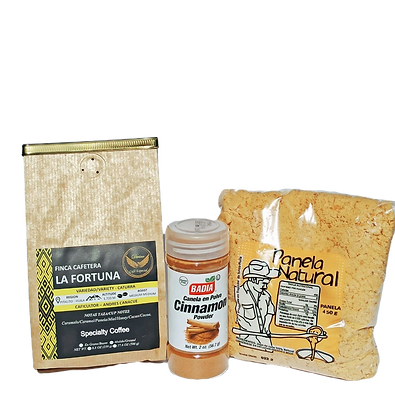 Traditional Colombian Coffee Kit