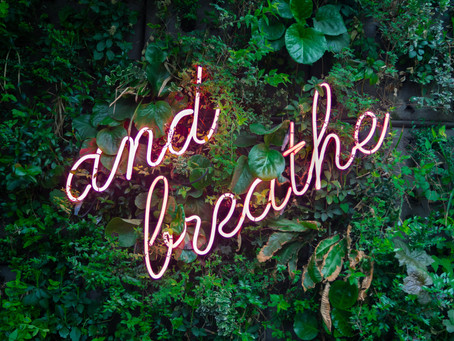 And breathe! Perinatal Mental Health.