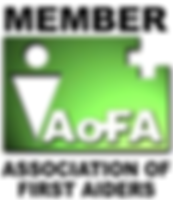 Logo - AOFA association of First Aiders
