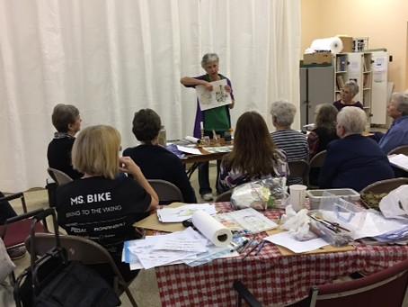 Anne Hanley Workshop