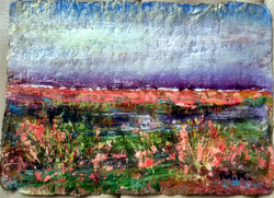 Landscape 101 - 6 x8 Acrylic