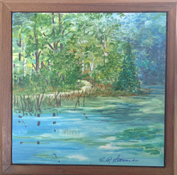The Pond  sold
