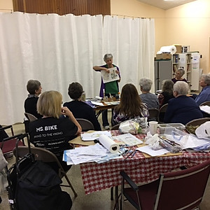 Anne Hanley Workshop