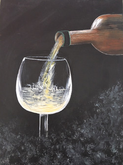 Pouring sold