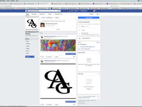 Our Facebook Page is now Published!!!!!