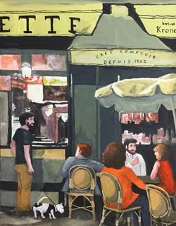 Nightlife at Cafe Comptoir
