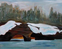 Apostle Islands Winter