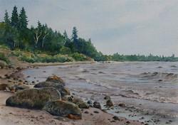 Victoria Beach Rocks