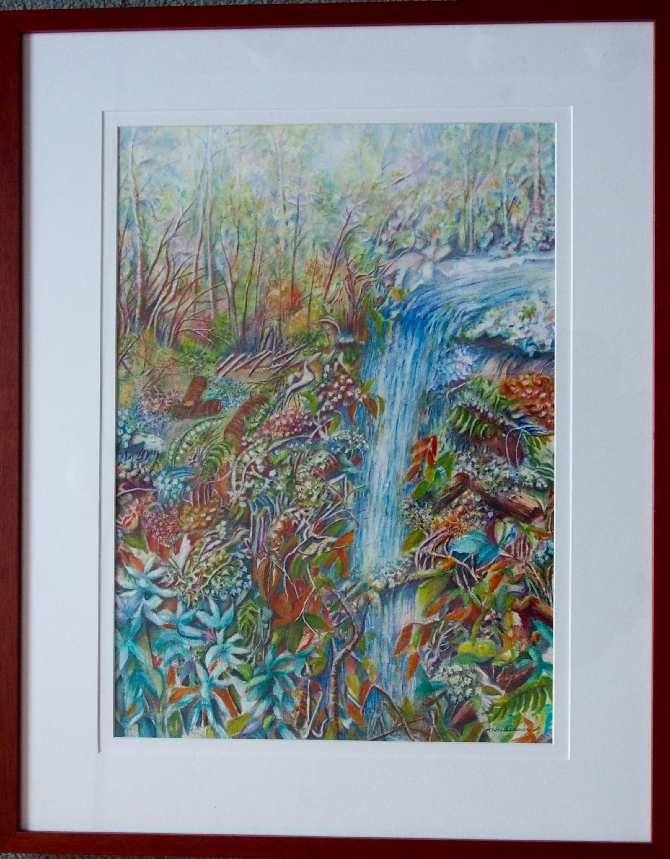 Waterfall Vision Dream