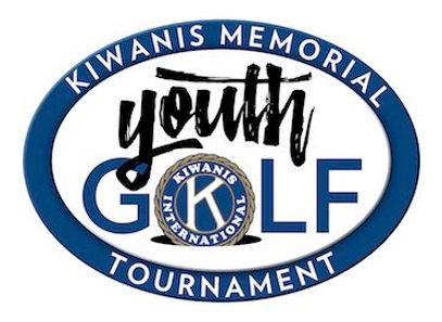 Kiwanis Memorial Youth Golf Tournment Logo