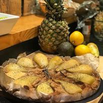 P U D D I N G • Pear, buckwheat and thym