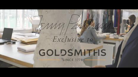 Jenny Packham & Goldsmiths