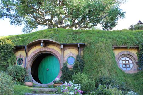 Bag End - Hobbiton, Matamata (Canon 550d)