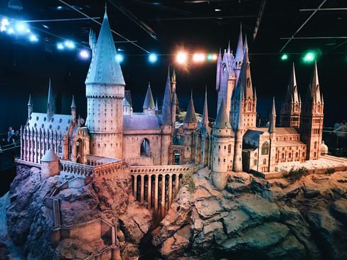 Hogwarts Bigature, Warner Bros Studios, Leavesden (iPhone 7)