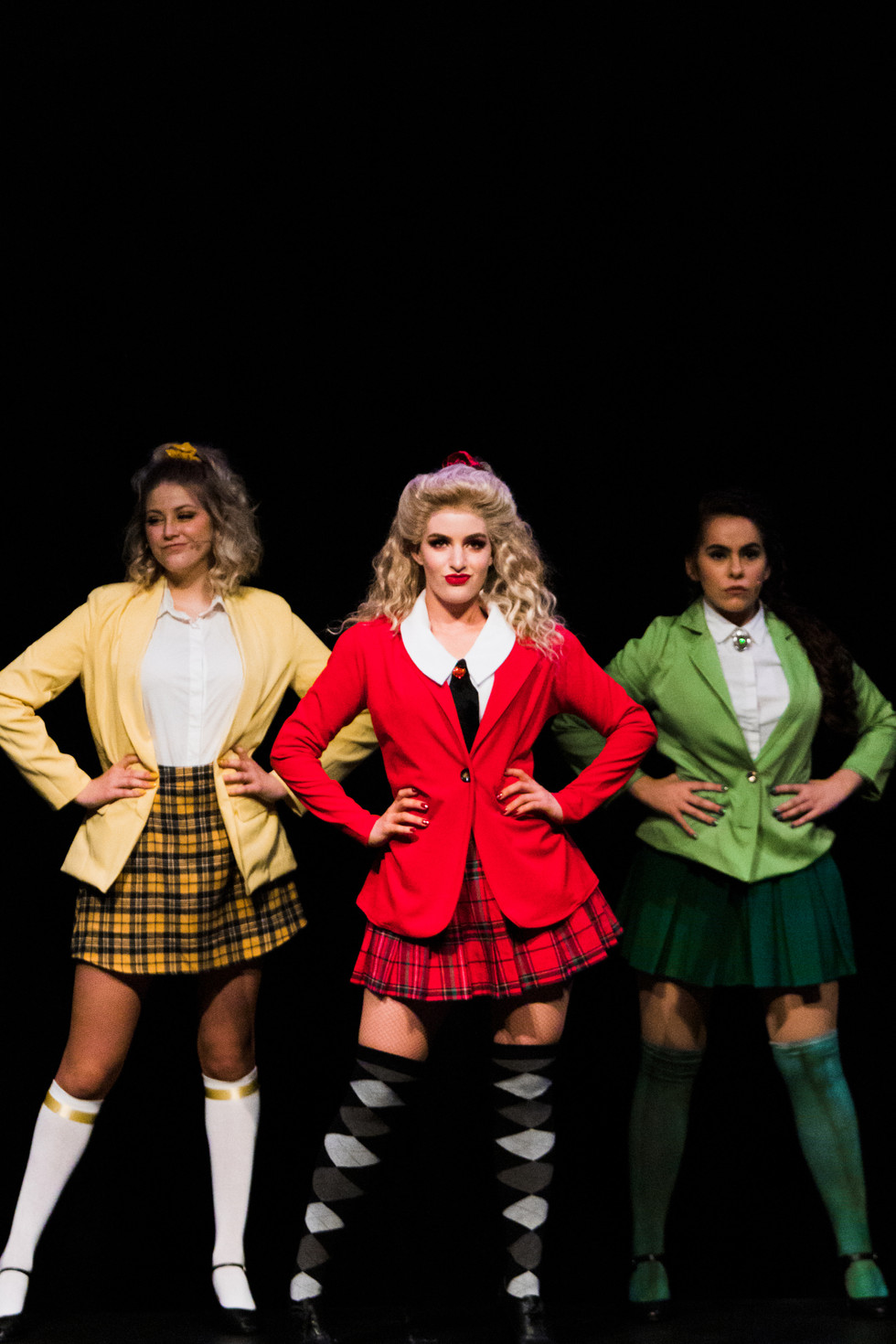 Heathers - BAMT Production 2019