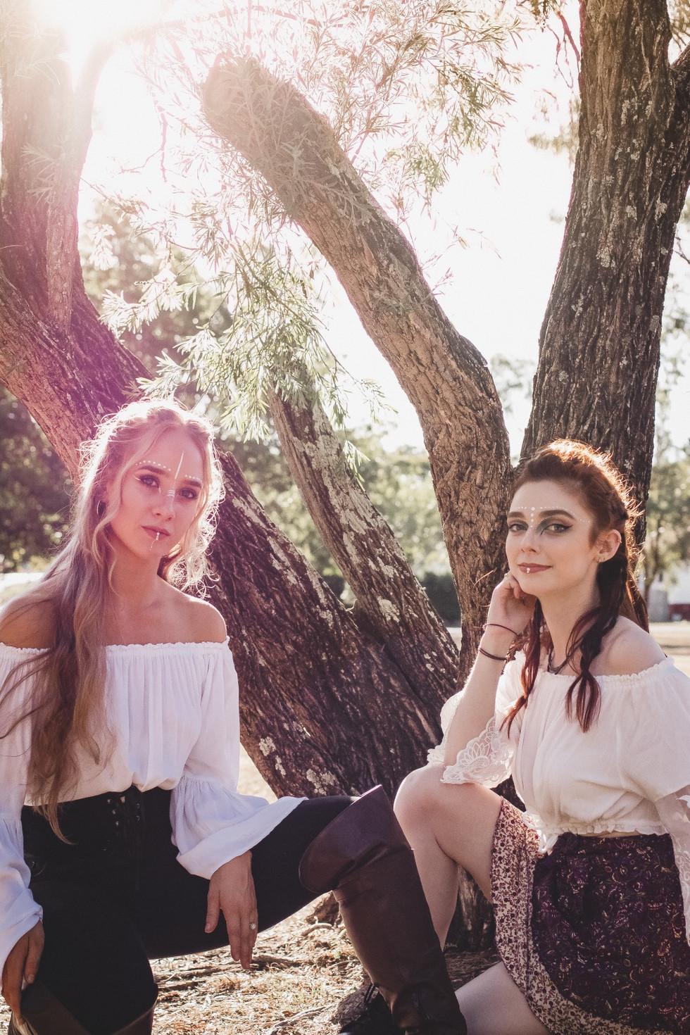 Britt + Danika