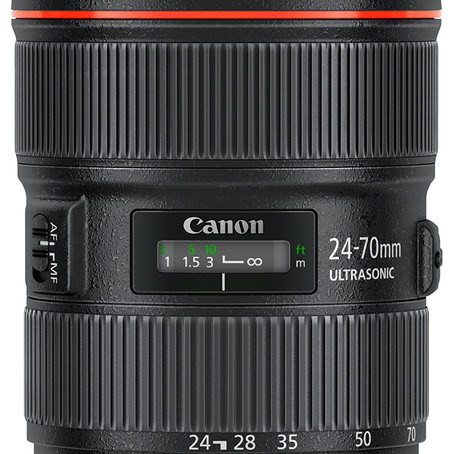 The Canon 24-70mm: Lord of the Lenses