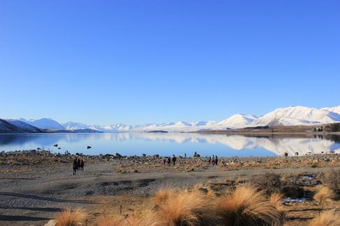 Lake Tekapo (Canoon 550d)