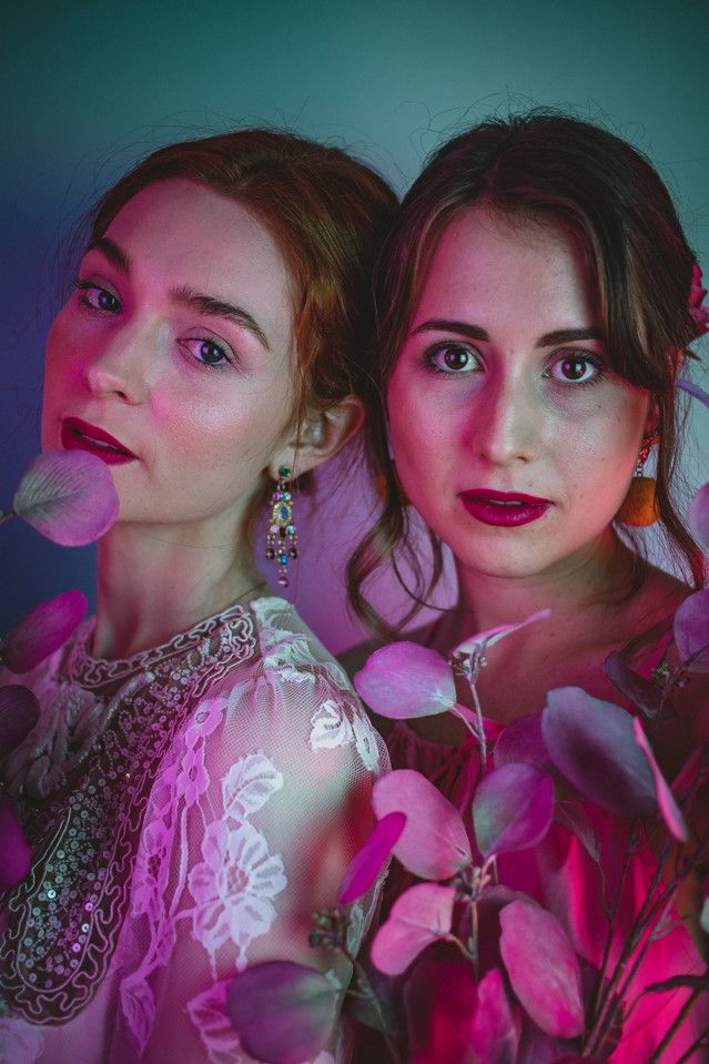 Courtney & Sophie