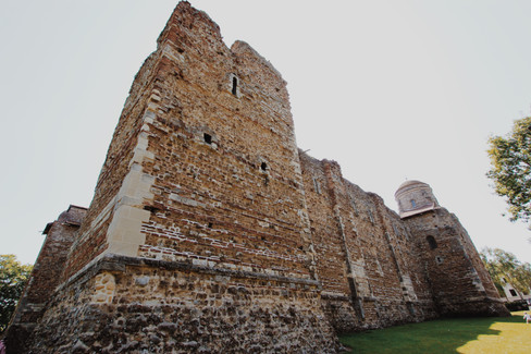 Colchester Castle (Canon 550d)