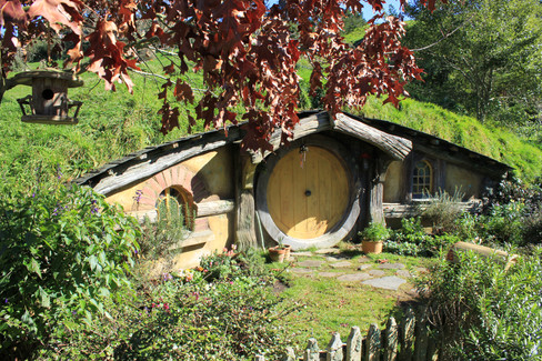 Hobbiton, Matamata (Canon 550d)