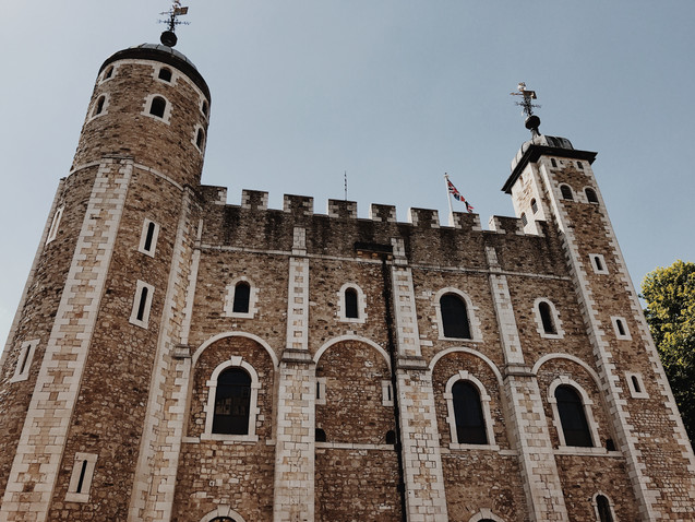 White Castle, The Tower of London (iPhone 7)