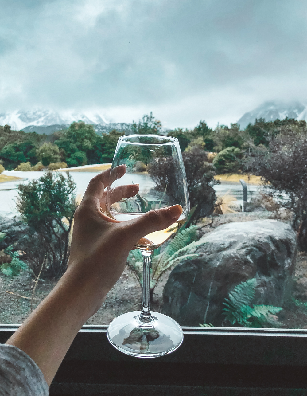 wine, New Zealand, mount cook
