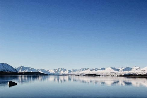 Lake Tekapo (Canon 550d)
