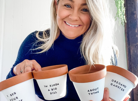 In The Biz: Courtney Johnston, Entrepreneur