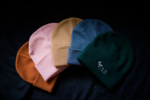 The LET'S BE WILD - All Beanie Bundle