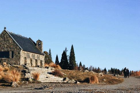 Church of the Good Shepherd, Lake Taupo (Canon 550d)