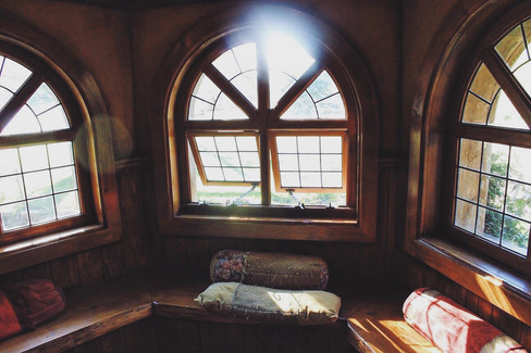 Hobbit dwellings, Matamata (Canon 550d)