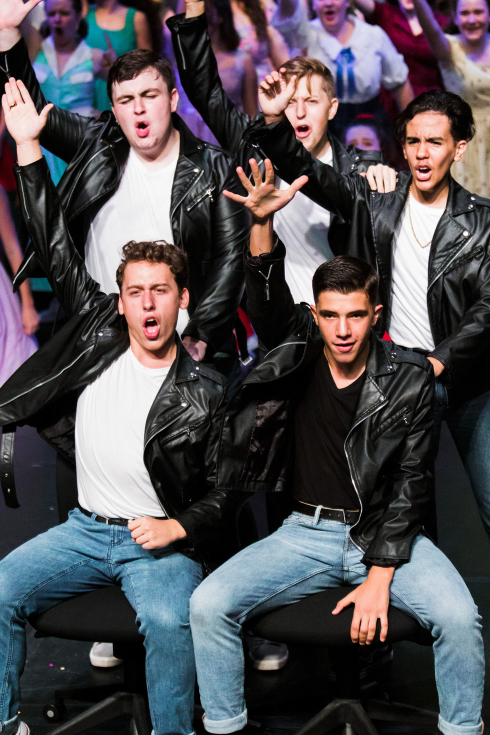 Grease Jnr