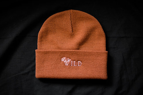 The LET'S BE WILD - Beanie