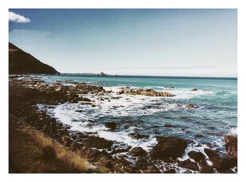Kaikoura Coastline (Canon 550d)