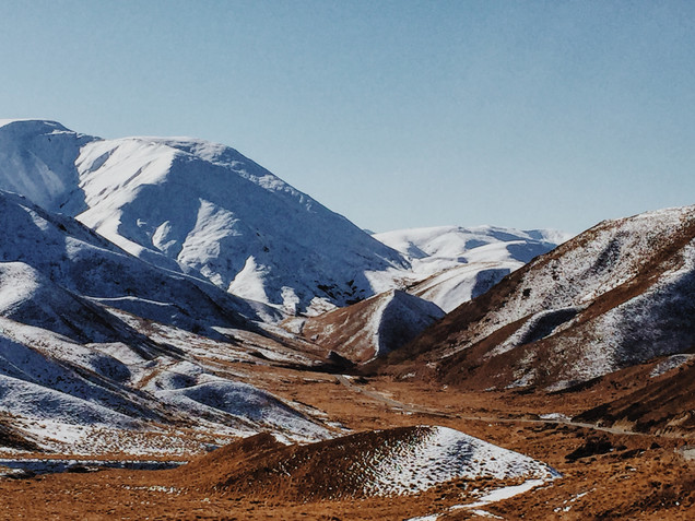 Lindis Pass, Otago (Canon 550d)