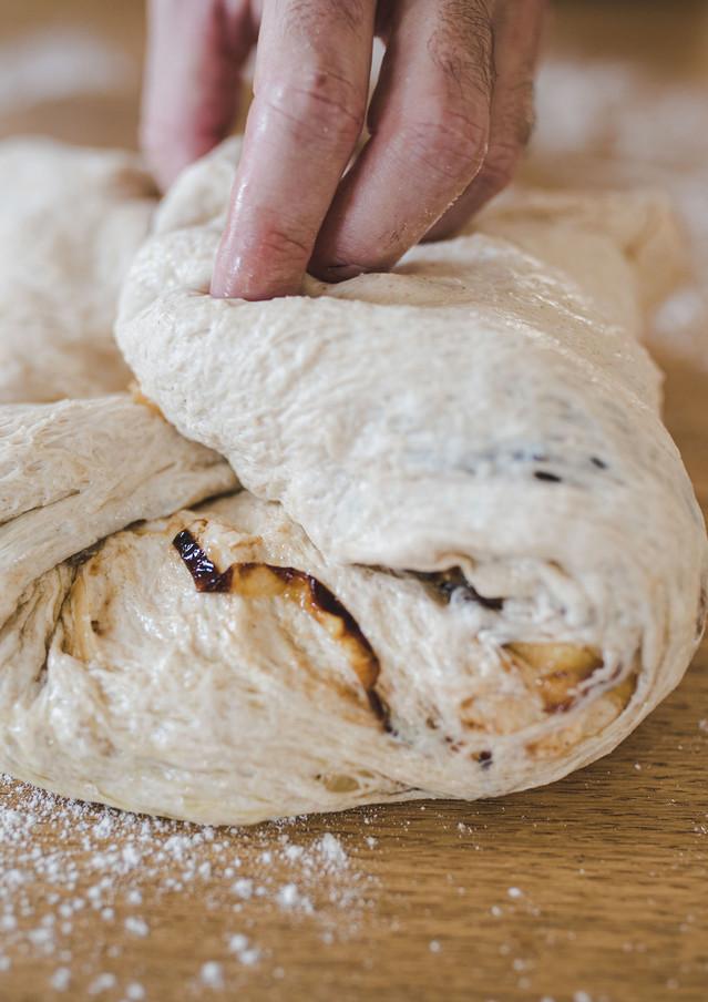 אסף בן משה, אור קפלן, צלם אוכל ותרבות, הכנת לחם